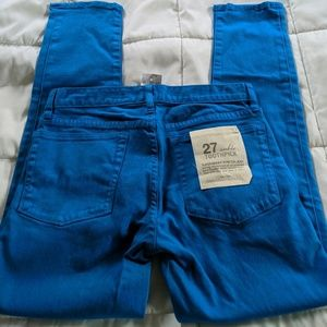 J. Crew Cropped Jeans
